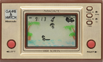 Tric-O-Tronic Parachute