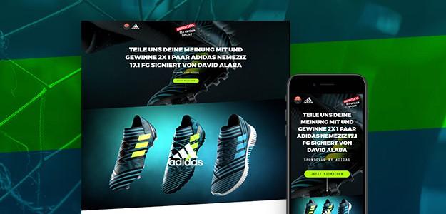 adidas nemeziz landingpage newsbeitrag