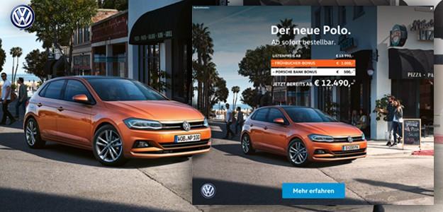 VW Polo mit Frühbucherbonus