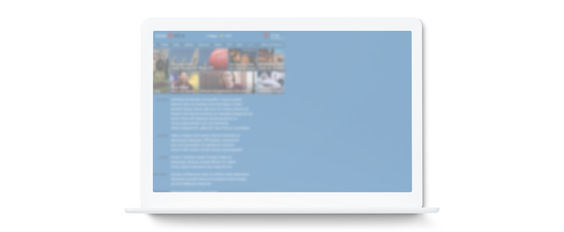 Online Banner Beispiel Sitebar XL