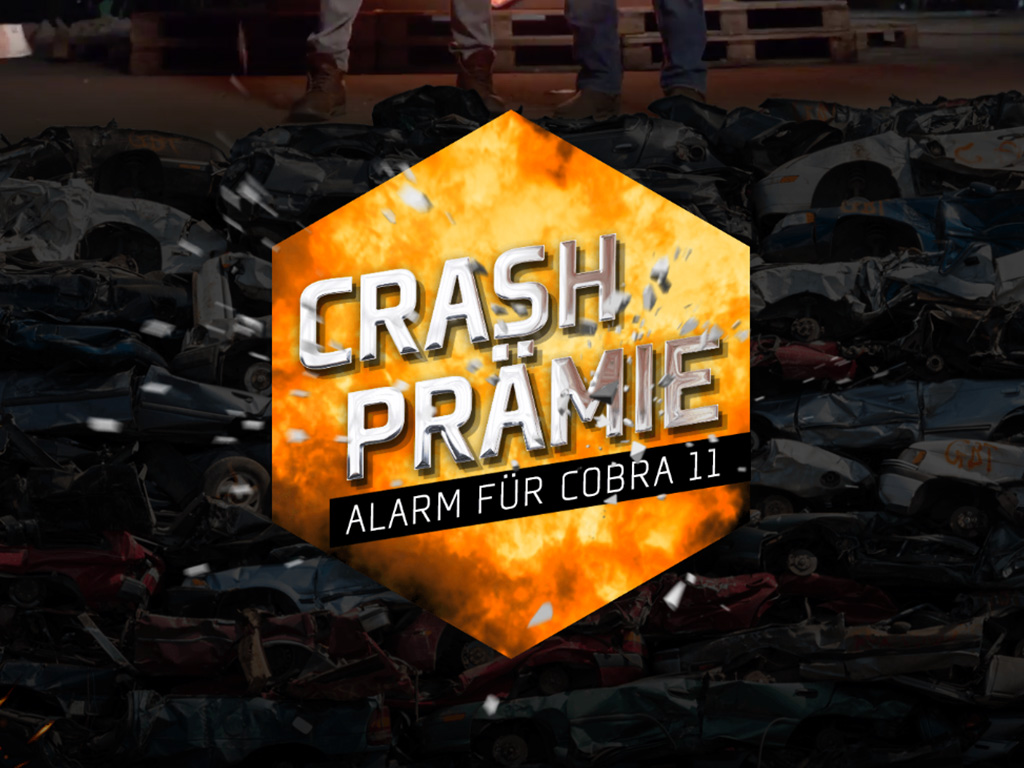 RTL Alarm für Cobra 11 Crashprämie Landingpage