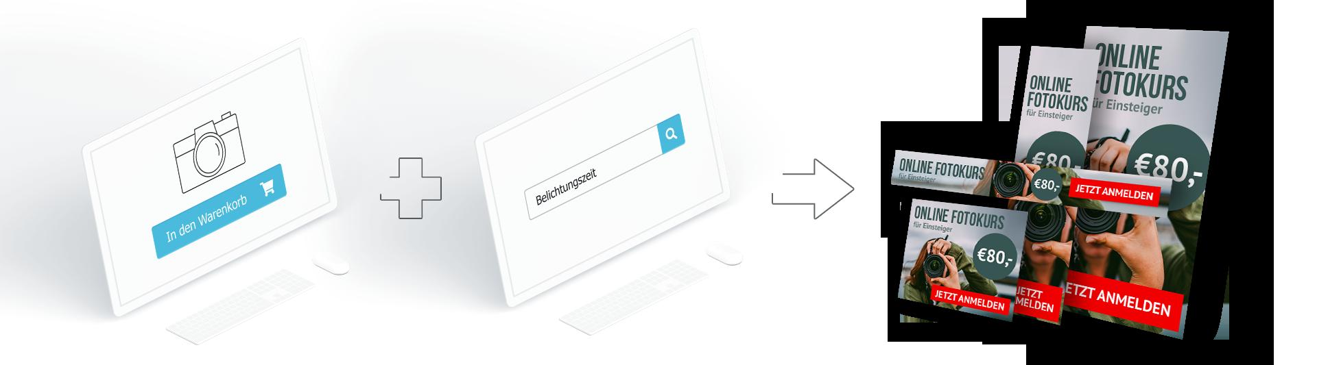 Beispiel für Programmatic Advertising anhand eines Anbieters für Online-Kurse
