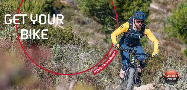 """Sport 2000 """"Get Your Bike"""""""
