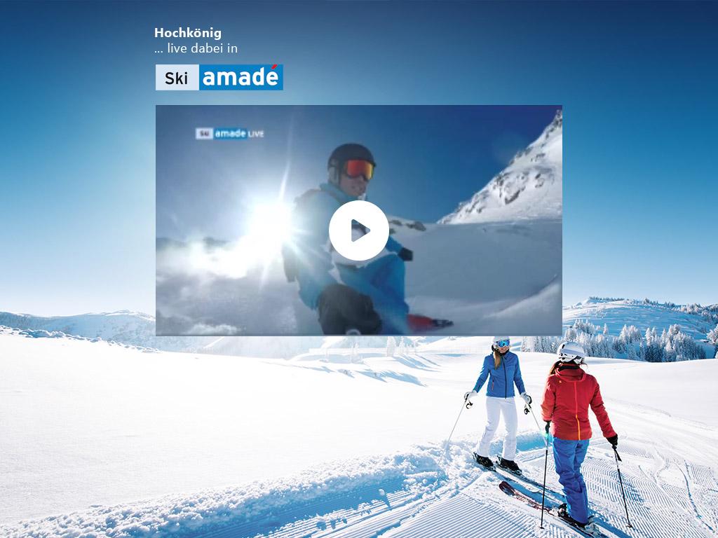 Banner Ski Amadé