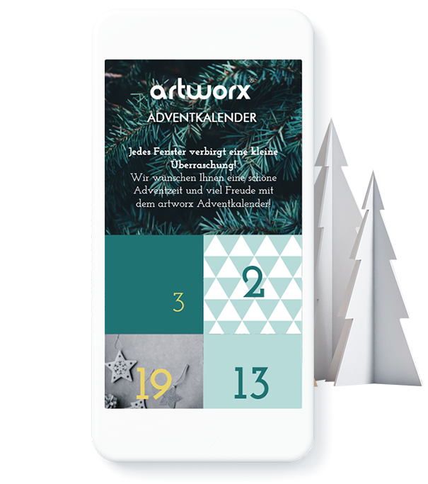 Adventkalender mobil