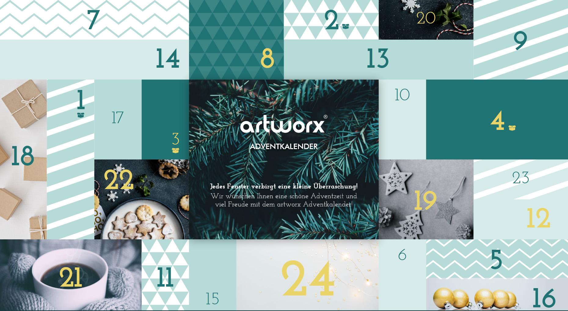 artworx Adventkalender